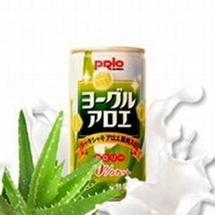 Aloe Vera Yoghurt Drink