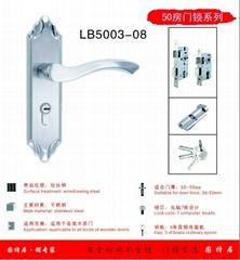 供应 不锈钢机械门锁执手锁