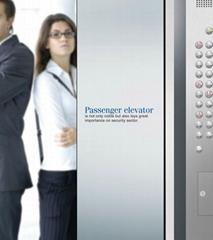 Machine Room Passenger Elevator