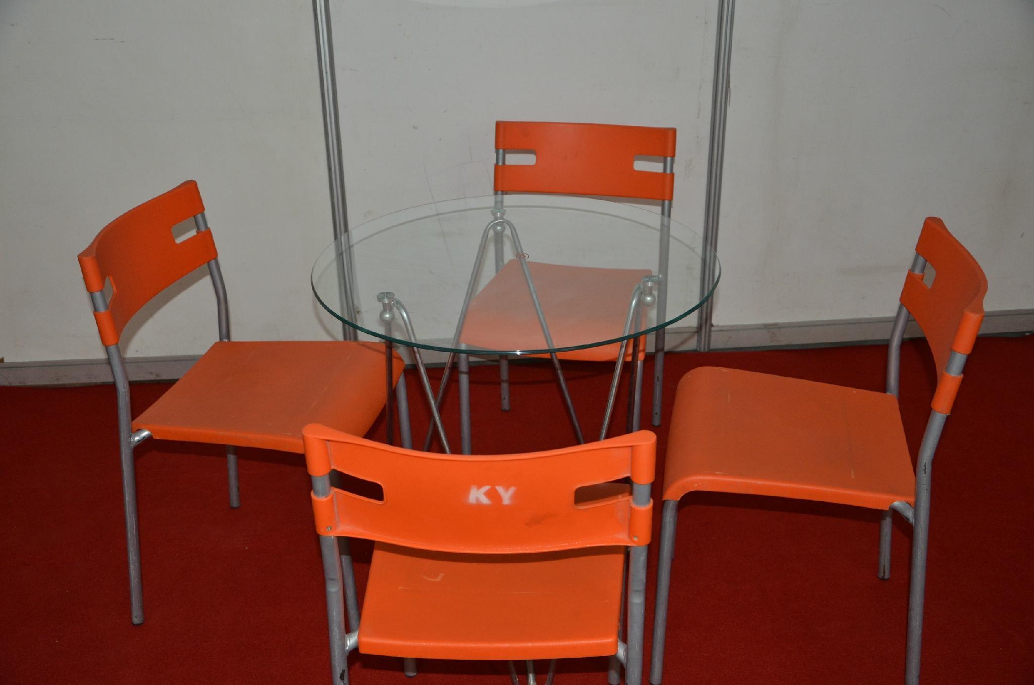 洽談桌椅 2