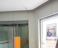 厂家销售银行墙板 银行专用彩钢板