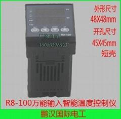 直銷SHYB R8-100智能溫控儀數顯溫度控制器