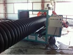HDPE立觔增強纏繞波紋排水管