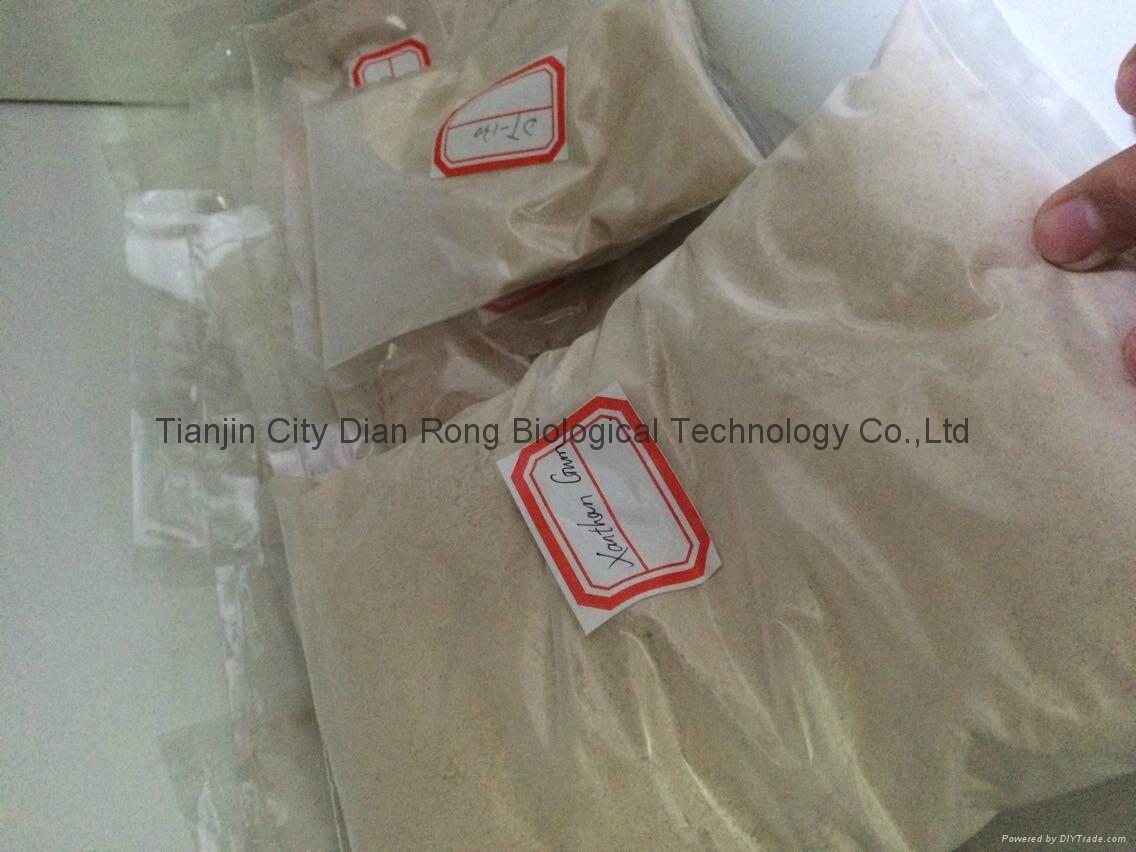BT130 high temperature resistance protective agent  of Xanthan Gum  2