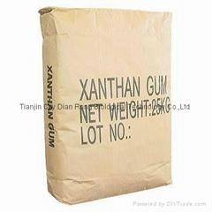 Xanthan Gum Oil Drillig & Exploitation Grade TD