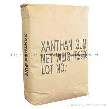 Xanthan Gum Oil Drillig & Exploitation Grade Dispersible  1