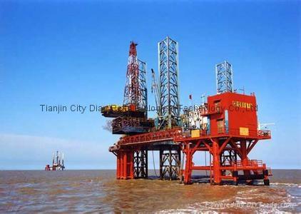 Xanthan Gum Oil Drillig & Exploitation Grade Dispersible  2