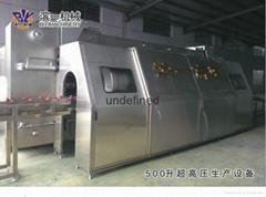 UHP食品超高壓殺菌設備