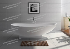 Jingzun Artificial Stone Bathtub