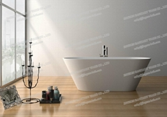 Jinguzn Freestanding Bathtub