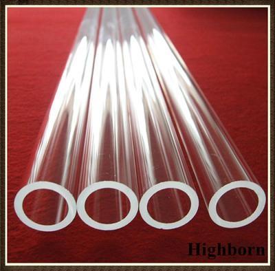 clear quartz glass tube 1