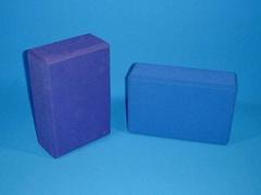 "EVA Foam Yoga Bricks 3"""