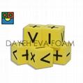 EVA 泡綿骰子-20 mm,