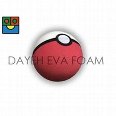 EVA Foam Pokemon宝贝球