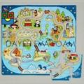 81-piece  EVA Foam 环游世界拼图垫 1