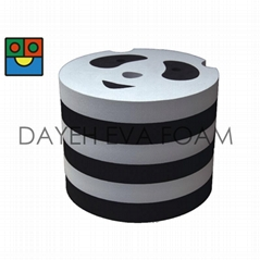 EVA Foam Animal Stool-Panda