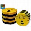 EVA Foam Animal Stool-Tiger 1