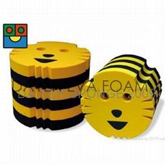 EVA Foam Animal Stool-Tiger