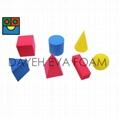 "EVA Foam Geometric Solid Block set, 2"","