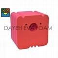 EVA Foam Animal Stool-Cube Pig
