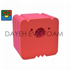 EVA Foam Animal Stool-Cube Pig