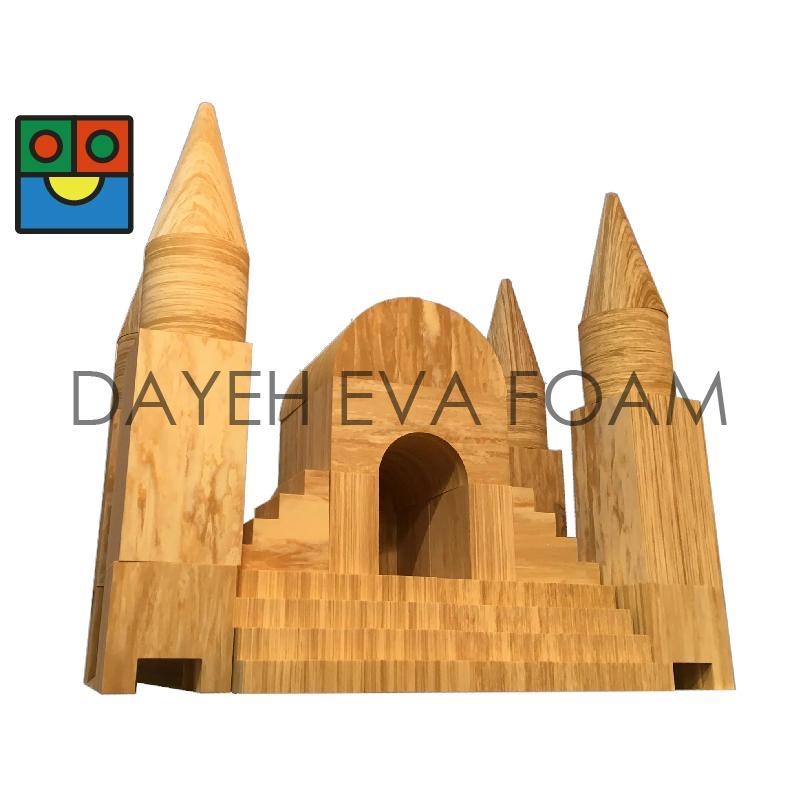 BM08W02 Castle building block 46pcs