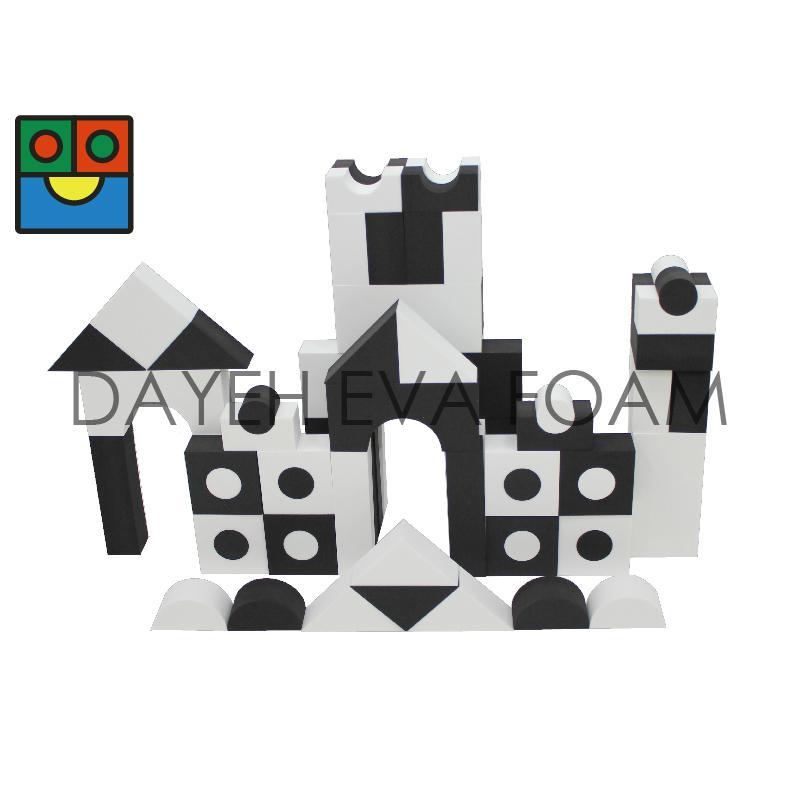B6668BW Basic building block