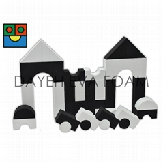 Basic EVA Foam Building blocks, 30pcs.