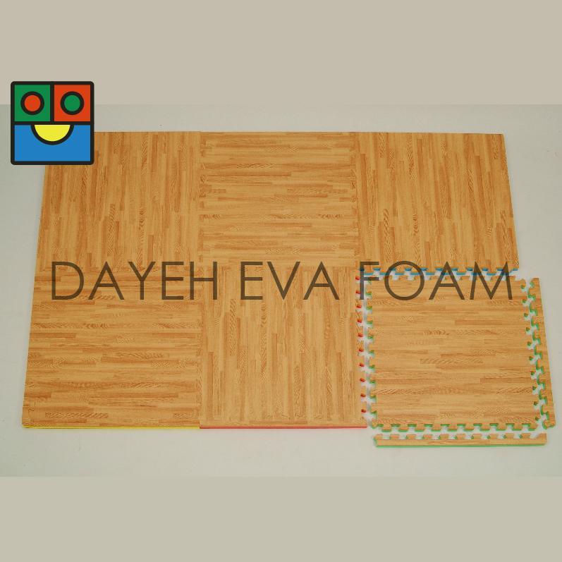 A6020W Wood-like Foam Mat