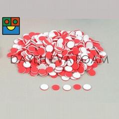 Foam Counters, 2 color ,
