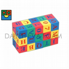 EVA Foam  Alphabet & Numbers Blocks, 30 pcs.