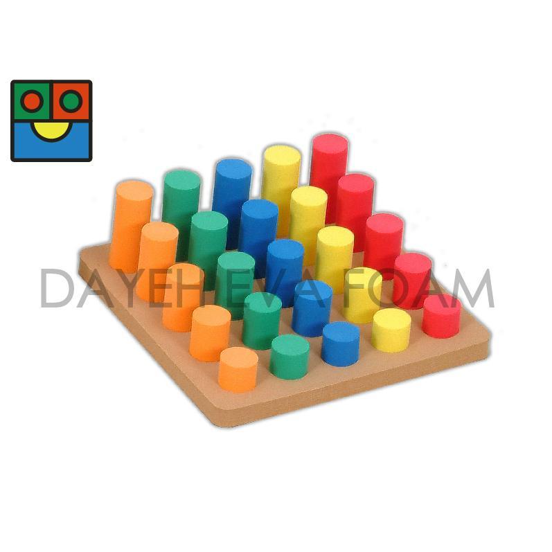 EL8125 Cylinder play set