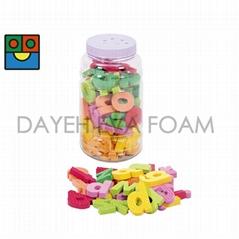 EVA Foam Bath Toy Alphabet Letters