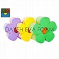 EVA Foam Kids Stool -Flower