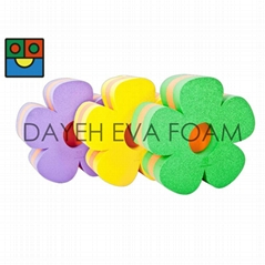 EVA Foam Kids Stool -Flower