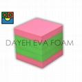 EVA Foam Kids Stool - Cube