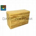 EVA 木紋瑜珈磚,50D,4