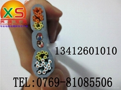 Xing Sheng spot supply 36 core shielded cable