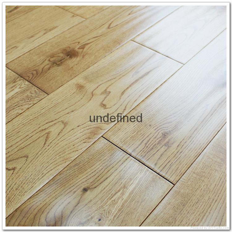 Supply  oak antique wood flooring 1