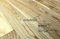 Supply Ash wood flooring
