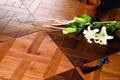 Supply spelling a flower solid mu fu joins a floor board 3