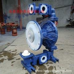 QBY/QBK衬氟气动隔膜泵
