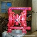 QBY/QBK铸铁气动隔膜泵