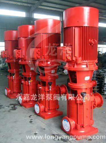 XBD-LG多级立式消防泵 1