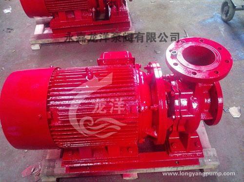 XBD-ISW卧式消防泵 1
