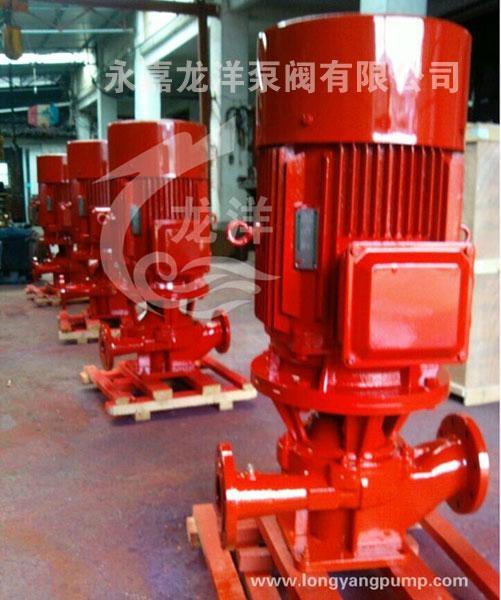 XBD-HY(HL)立式恒压切线消防泵 1