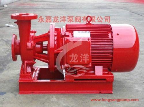 XBD-HY(HW)卧式恒压切线消防泵 1