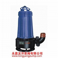 WQK/QG带切割装置潜水排污泵