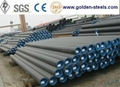 A252 pipe piling
