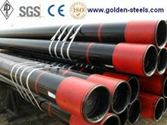 API 5CT J55 N80 casing pipe,oil tube,casing tube